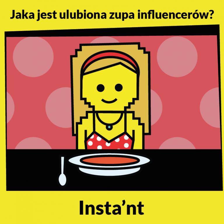 Jaka jest ulubiona zupa influencerów?